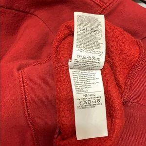 NCAA Shirts & Tops - Boys University of Alabama Crimson Hoodie Large